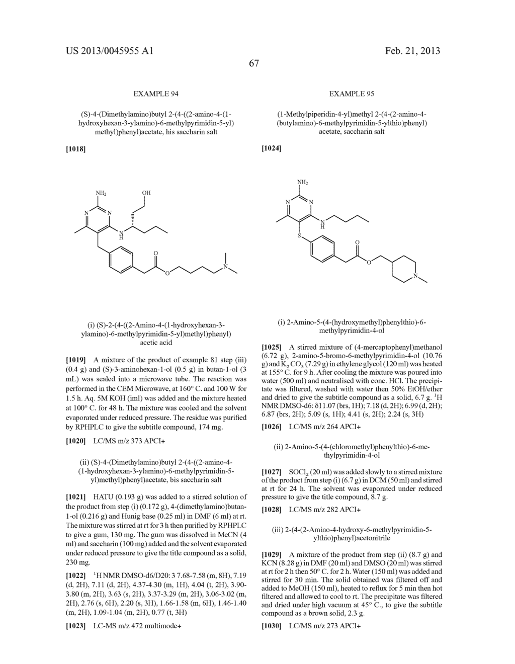 NOVEL COMPOUNDS - diagram, schematic, and image 70