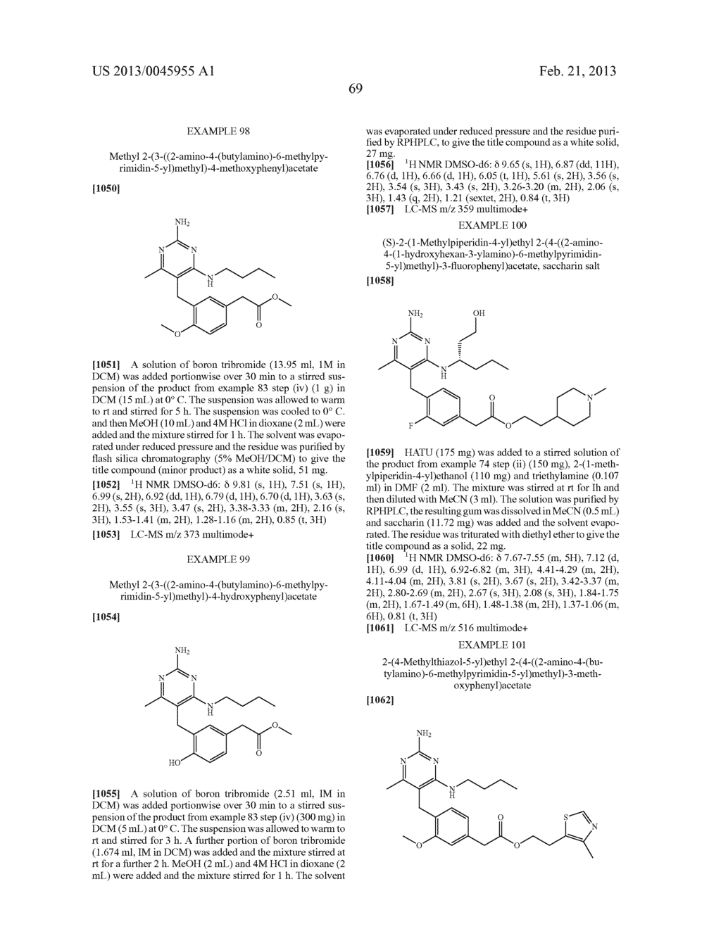 NOVEL COMPOUNDS - diagram, schematic, and image 72