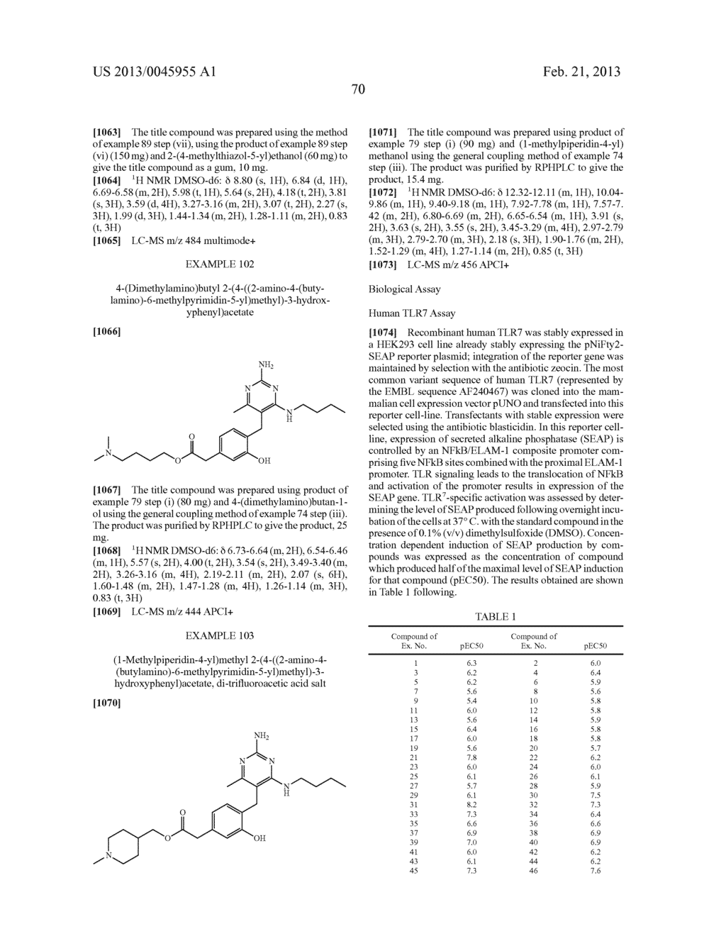 NOVEL COMPOUNDS - diagram, schematic, and image 73
