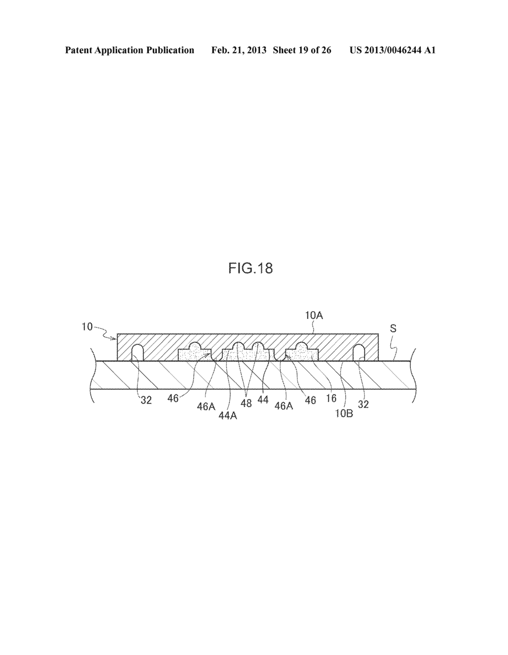 PERCUTANEOUS ADMINISTRATION DEVICE AND METHOD FOR PRODUCING THE SAME - diagram, schematic, and image 20