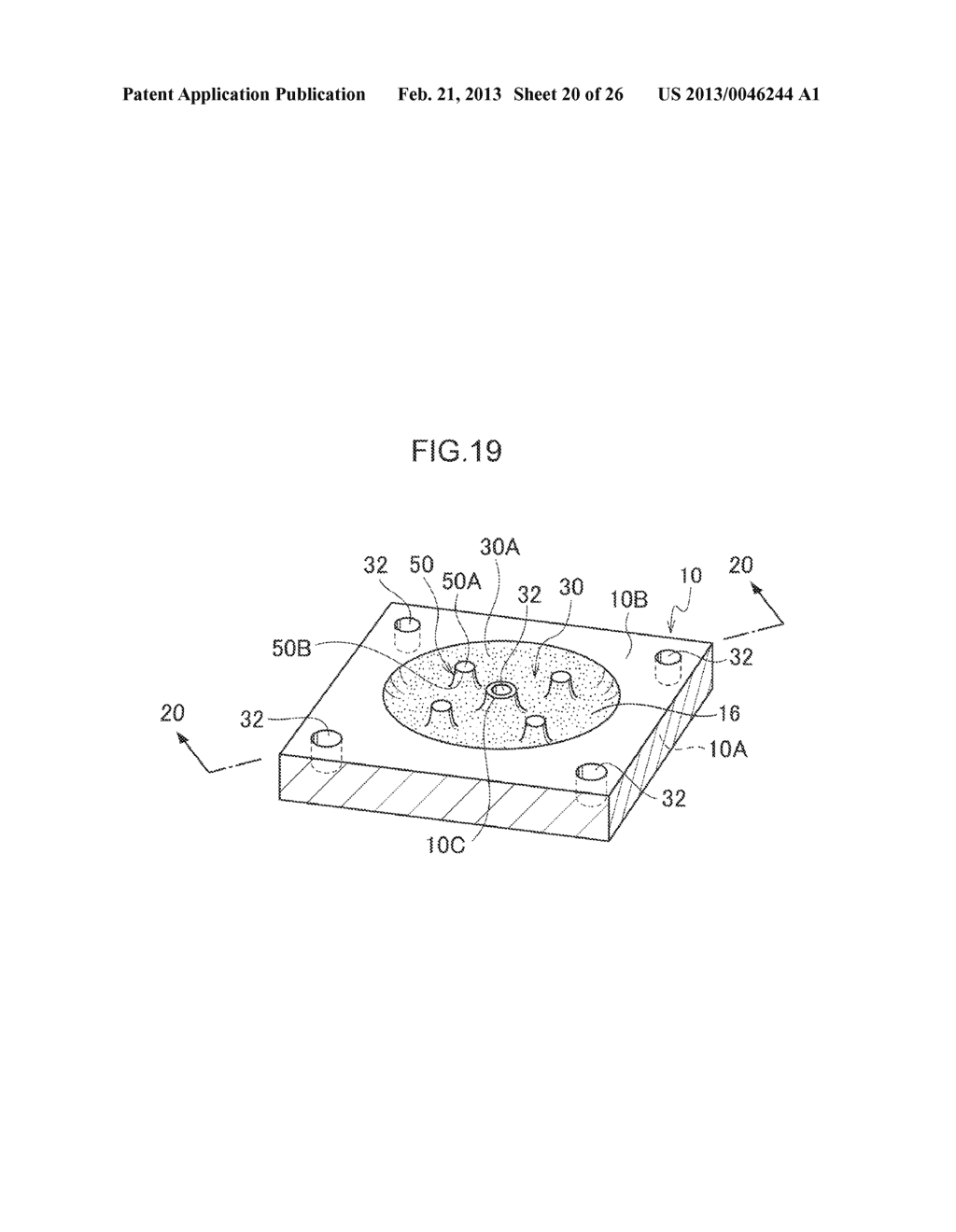 PERCUTANEOUS ADMINISTRATION DEVICE AND METHOD FOR PRODUCING THE SAME - diagram, schematic, and image 21