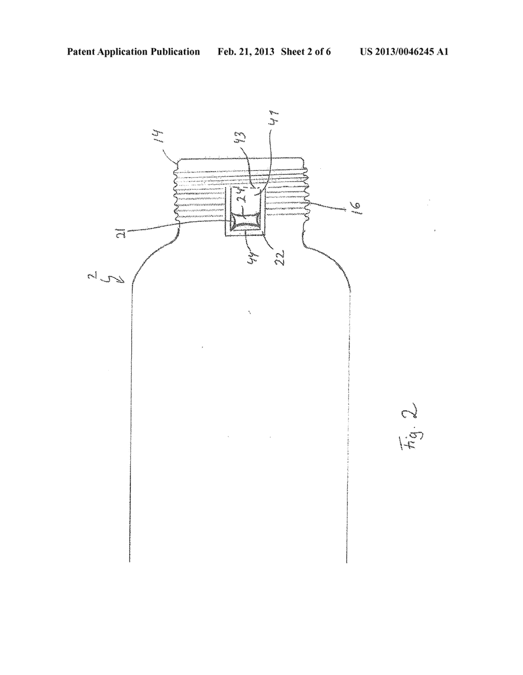 CARTRIDGE HOLDER, DRUG DELIVERY DEVICE AND METHOD FOR SECURING A CARTRIDGE     IN A CARTRIDGE HOLDER - diagram, schematic, and image 03