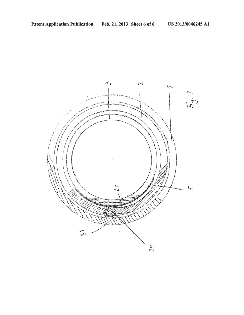 CARTRIDGE HOLDER, DRUG DELIVERY DEVICE AND METHOD FOR SECURING A CARTRIDGE     IN A CARTRIDGE HOLDER - diagram, schematic, and image 07