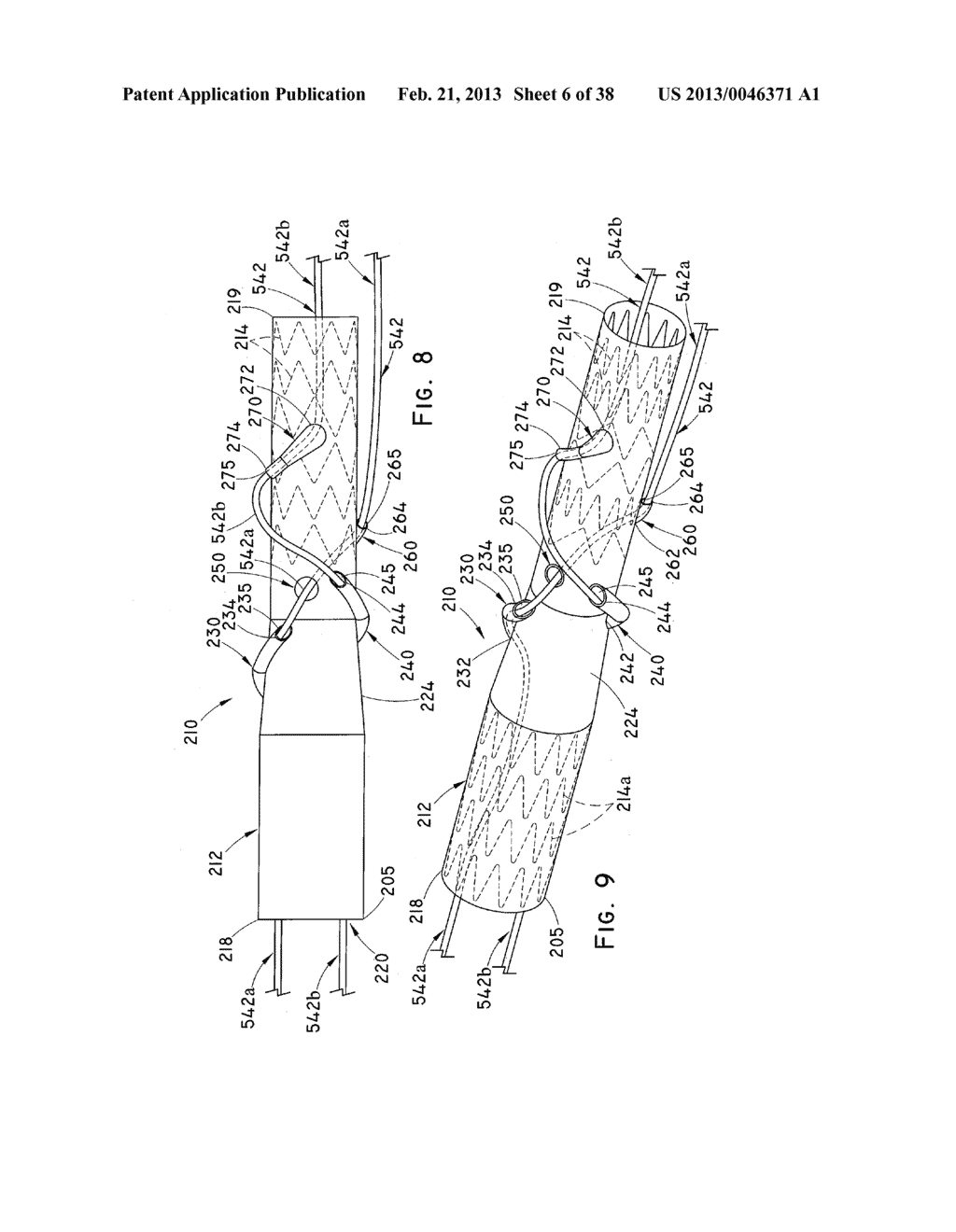 ENDOLUMINAL PROSTHESIS HAVING MULTIPLE BRANCHES OR FENESTRATIONS AND     METHODS OF DEPLOYMENT - diagram, schematic, and image 07