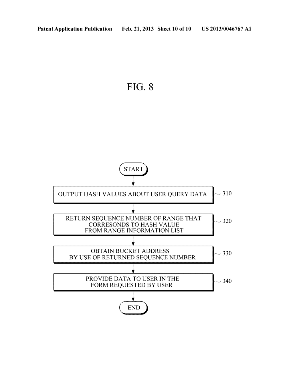 APPARATUS AND METHOD FOR MANAGING BUCKET RANGE OF LOCALITY SENSITIVE HASH - diagram, schematic, and image 11