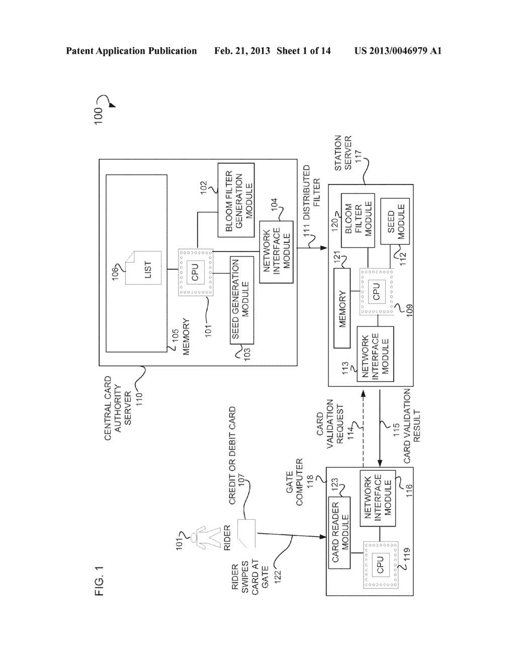 PROTECTING THE INFORMATION ENCODED IN A BLOOM FILTER USING ENCODED BITS OF     DATA - diagram, schematic, and image 02