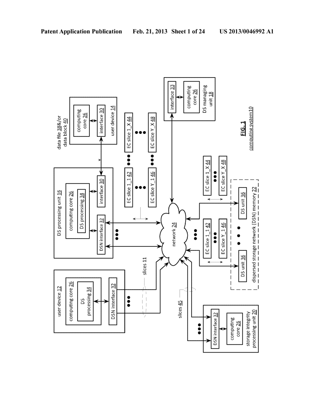 STORAGE AND RETRIEVAL OF DISPERSED STORAGE NETWORK ACCESS INFORMATION - diagram, schematic, and image 02