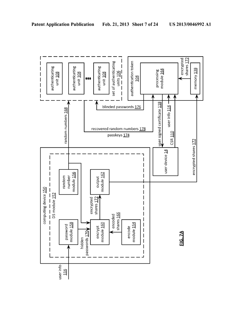 STORAGE AND RETRIEVAL OF DISPERSED STORAGE NETWORK ACCESS INFORMATION - diagram, schematic, and image 08