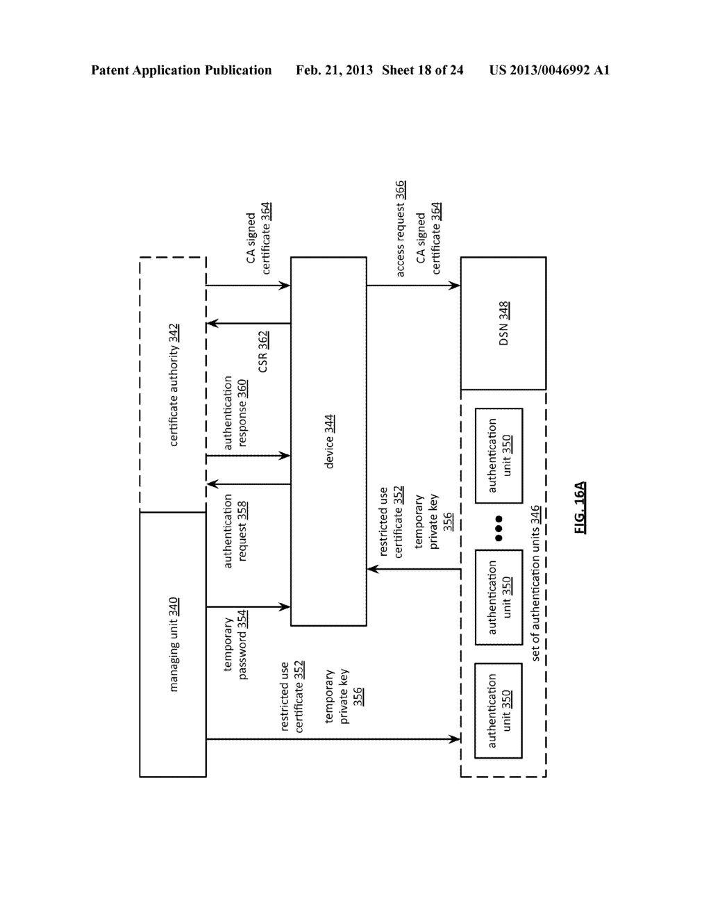 STORAGE AND RETRIEVAL OF DISPERSED STORAGE NETWORK ACCESS INFORMATION - diagram, schematic, and image 19