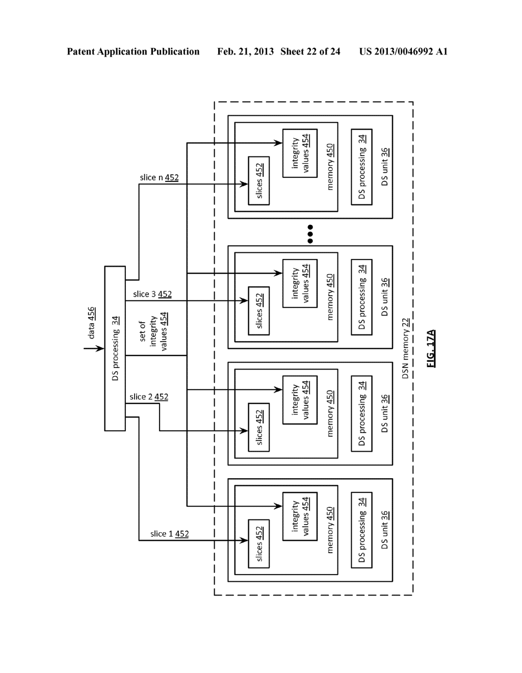 STORAGE AND RETRIEVAL OF DISPERSED STORAGE NETWORK ACCESS INFORMATION - diagram, schematic, and image 23
