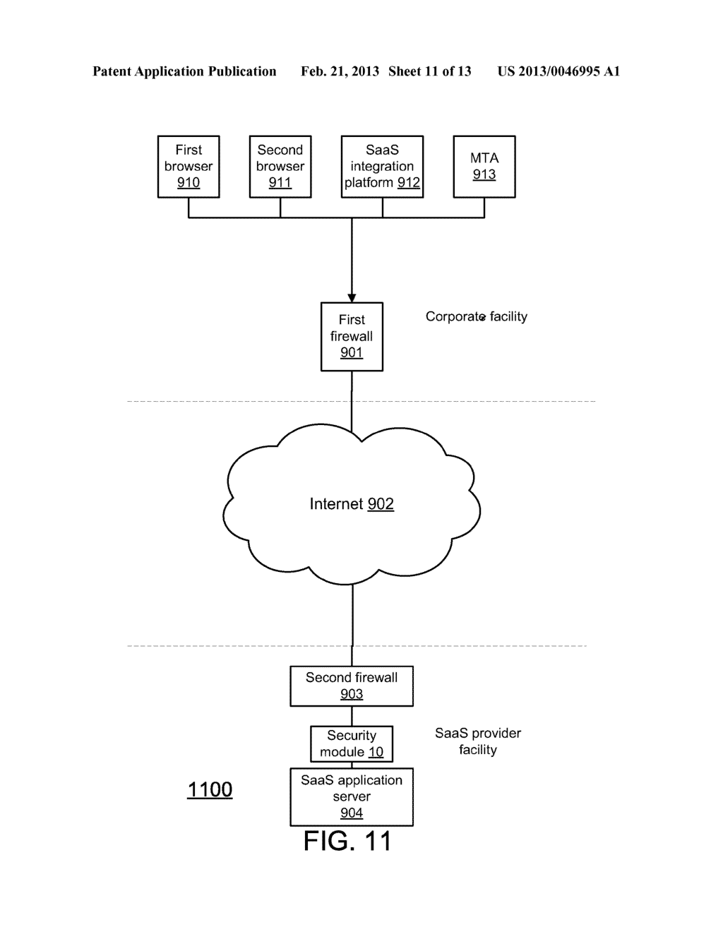 METHOD AND COMPUTER PROGRAM PRODUCT FOR ORDER PRESERVING SYMBOL BASED     ENCRYPTION - diagram, schematic, and image 12