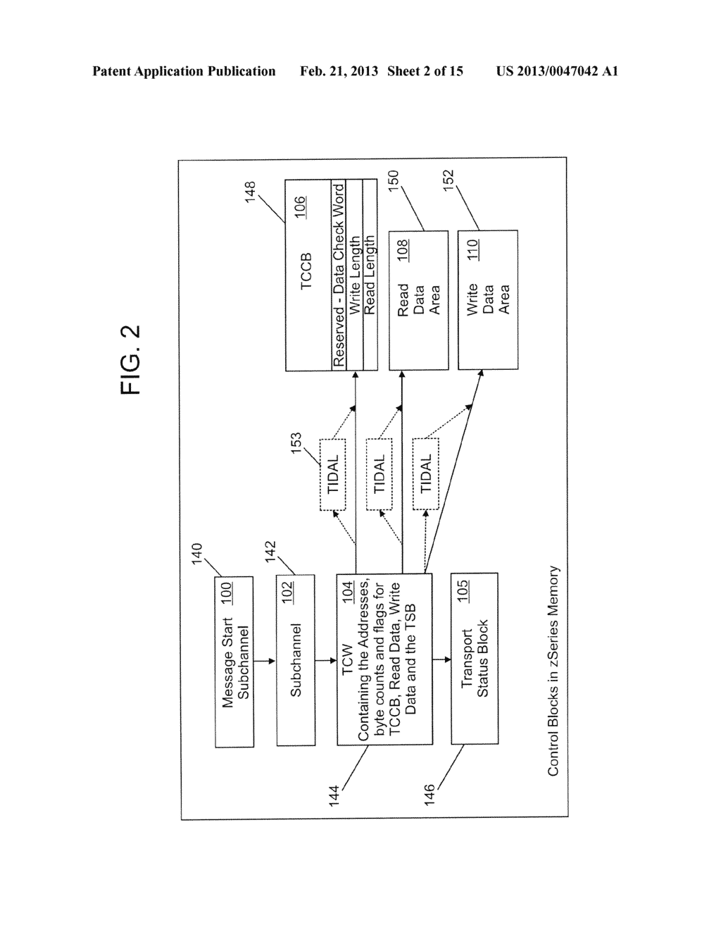 FIBRE CHANNEL INPUT/OUTPUT DATA ROUTING SYSTEM AND METHOD - diagram, schematic, and image 03