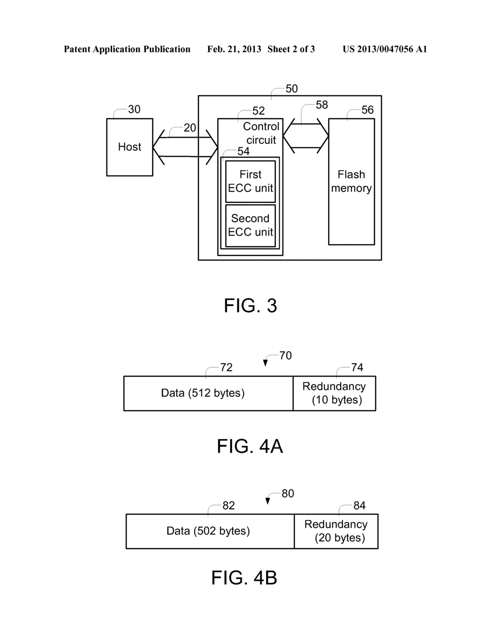FLASH MEMORY DEVICE WITH RECTIFIABLE REDUNDANCY AND METHOD OF CONTROLLING     THE SAME - diagram, schematic, and image 03