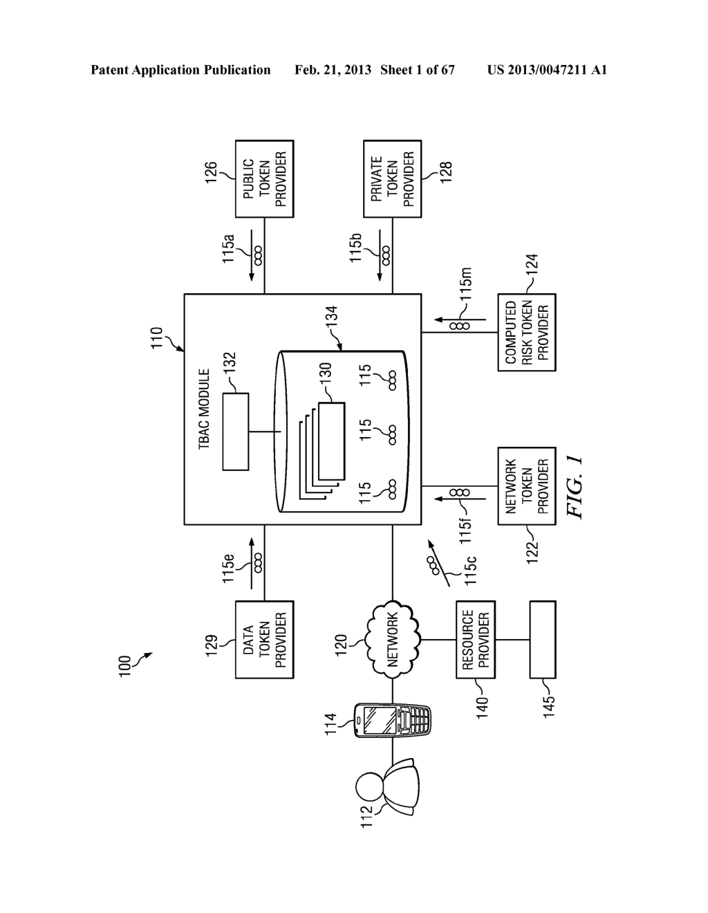 METHOD AND APPARATUS FOR NETWORK SESSION VALIDATION - diagram, schematic, and image 02