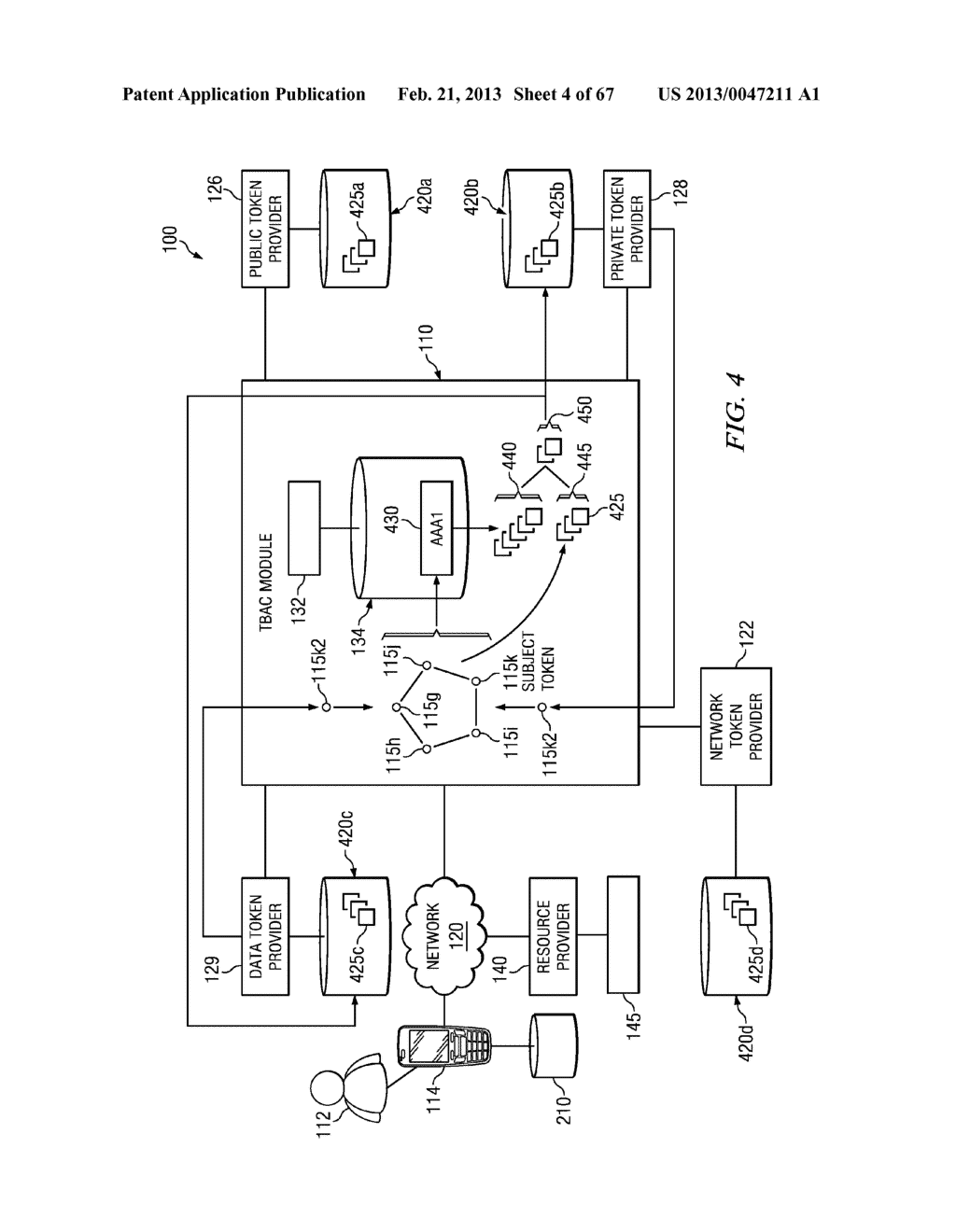 METHOD AND APPARATUS FOR NETWORK SESSION VALIDATION - diagram, schematic, and image 05