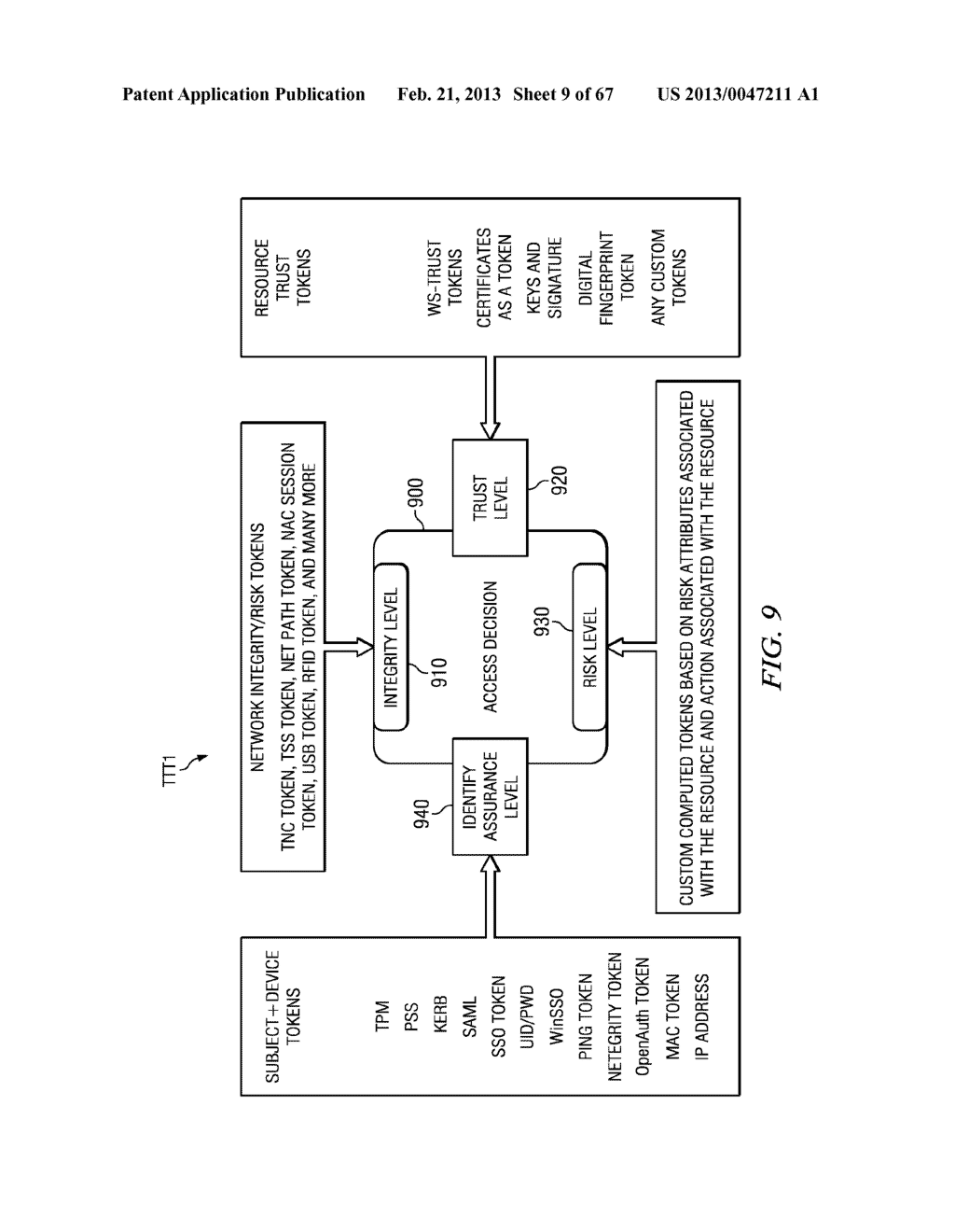 METHOD AND APPARATUS FOR NETWORK SESSION VALIDATION - diagram, schematic, and image 10