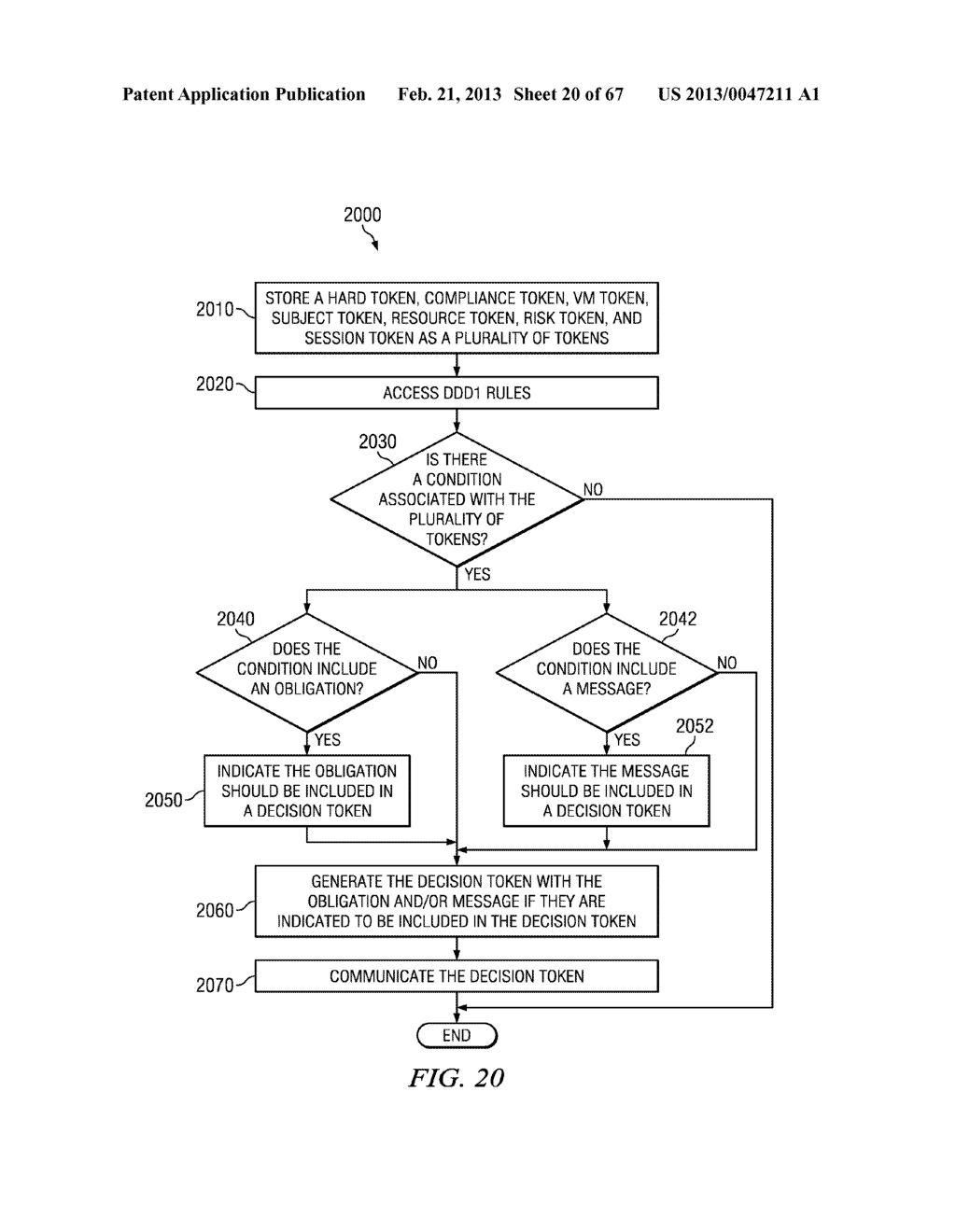METHOD AND APPARATUS FOR NETWORK SESSION VALIDATION - diagram, schematic, and image 21