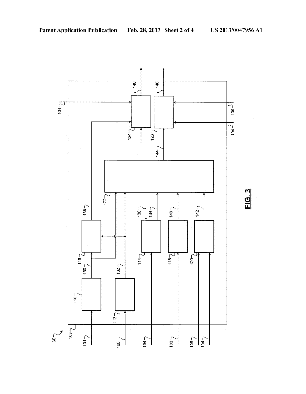 CONTROL SYSTEM AND METHOD FOR PREVENTING STOCHASTIC PRE-IGNITION IN AN     ENGINE - diagram, schematic, and image 03