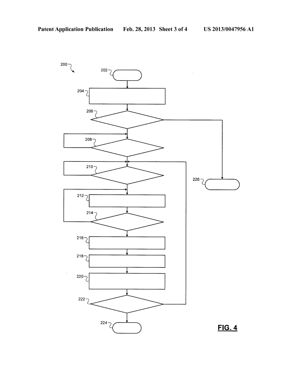 CONTROL SYSTEM AND METHOD FOR PREVENTING STOCHASTIC PRE-IGNITION IN AN     ENGINE - diagram, schematic, and image 04
