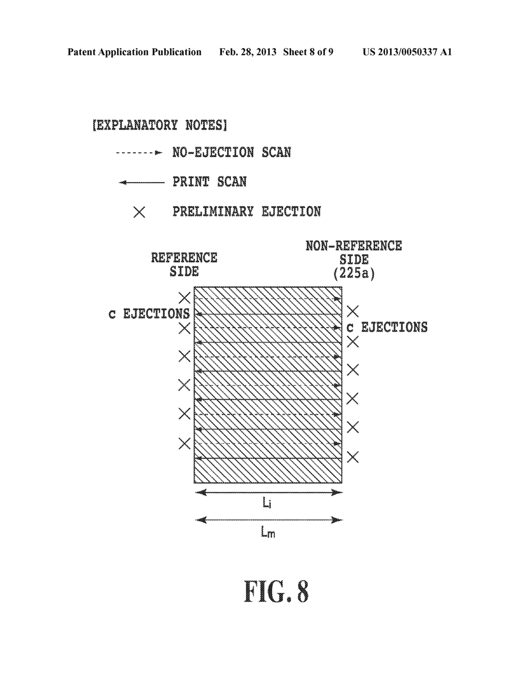 INKJET PRINTING APPARATUS AND INKJET PRINTING METHOD - diagram, schematic, and image 09