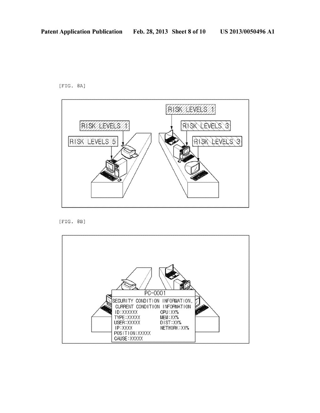 SECURITY MONITORING METHOD AND APPARATUS USING AUGMENTED REALITY - diagram, schematic, and image 09