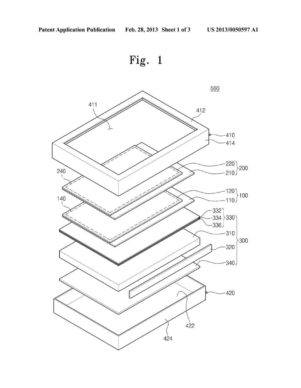 THREE-DIMENSIONAL IMAGE DISPLAY APPARATUS - diagram, schematic, and image 02