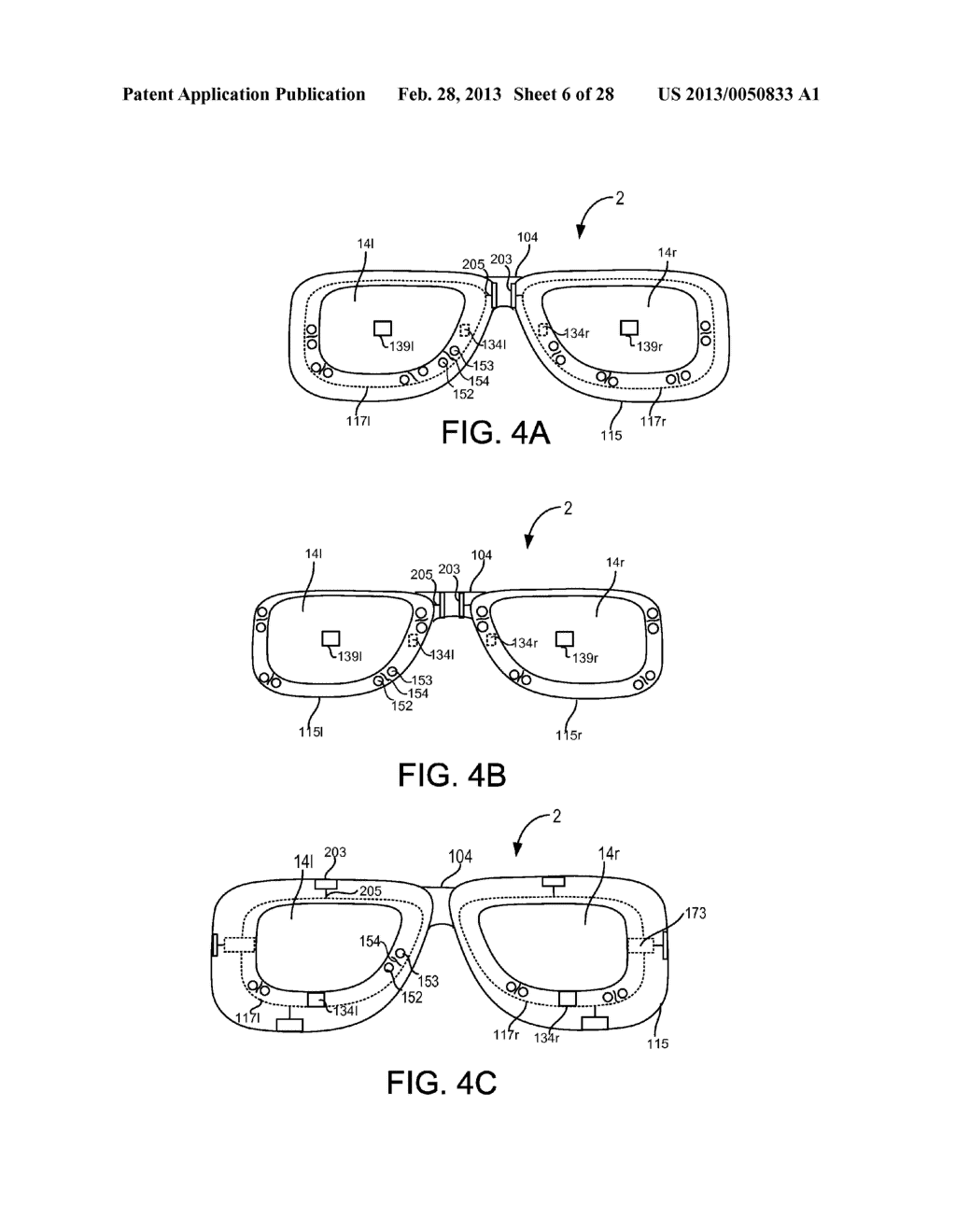 ADJUSTMENT OF A MIXED REALITY DISPLAY FOR INTER-PUPILLARY DISTANCE     ALIGNMENT - diagram, schematic, and image 07