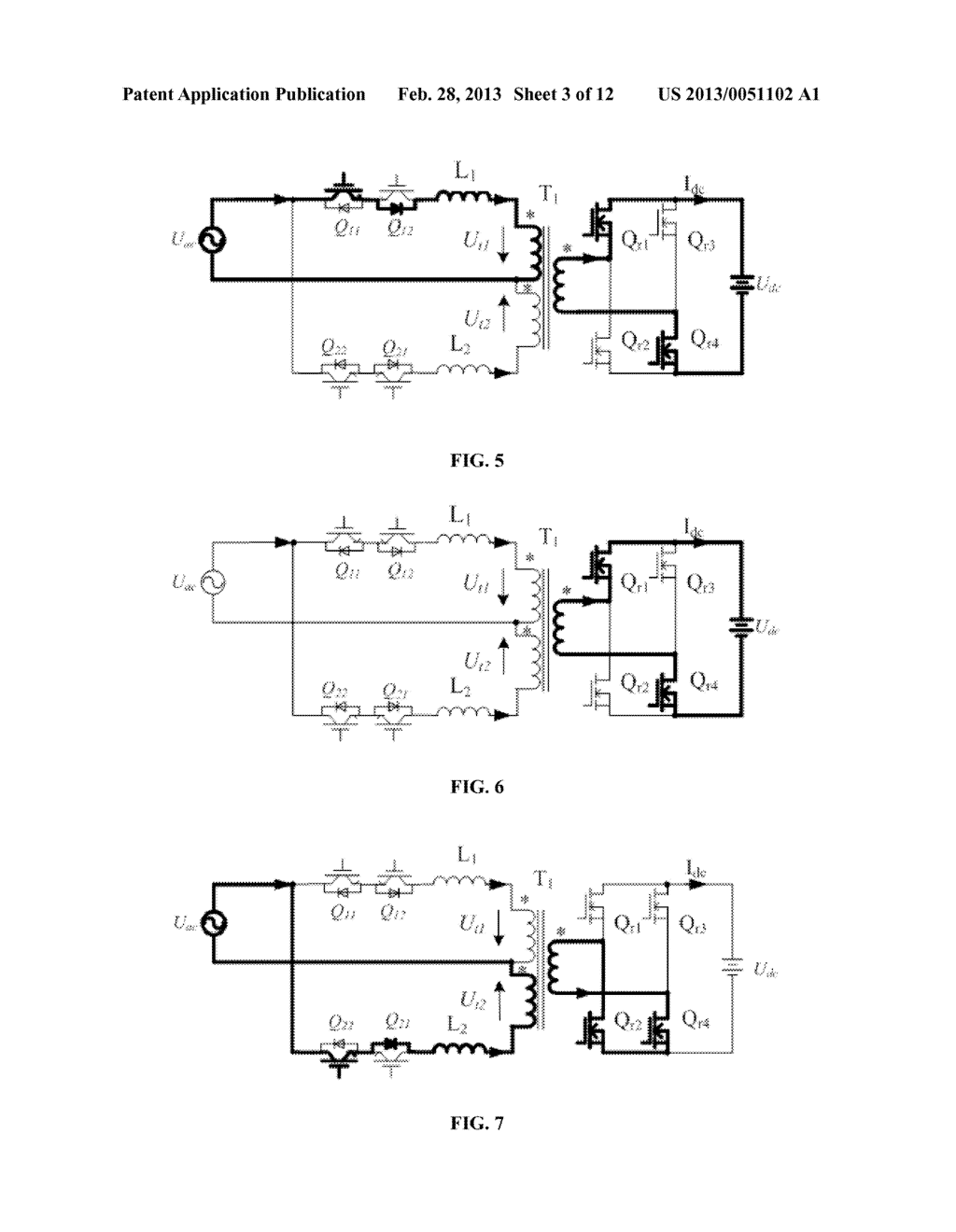 Isolated Soft Switch Single Stage Ac Dc Converter Diagram Circuit Schematic And Image 04