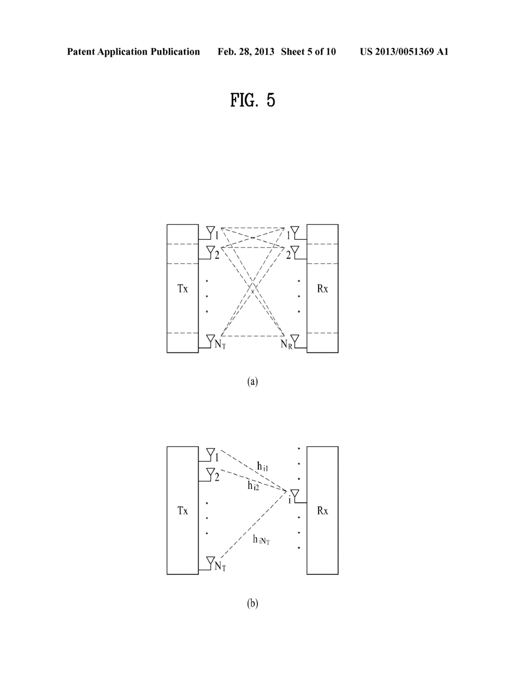 METHOD AND APPARATUS FOR MULTIPLEXING CONTROL INFORMATION AND DATA, AND     FOR TRANSMITTING THE MULTIPLEXED CONTROL INFORMATION AND DATA IN A MIMO     WIRELESS COMMUNICATION SYSTEM - diagram, schematic, and image 06