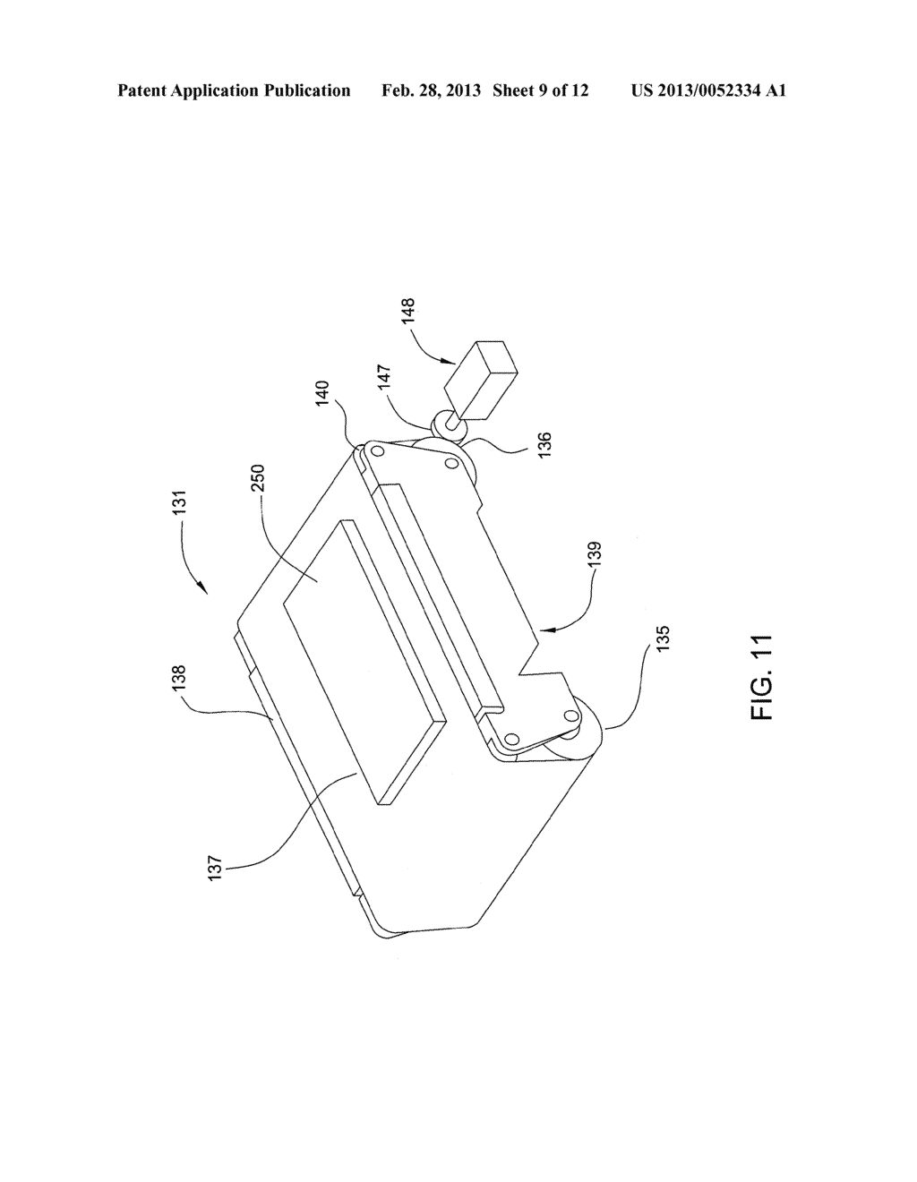 METHOD AND APPARATUS FOR PRINTING A MULTILAYER PATTERN - diagram, schematic, and image 10