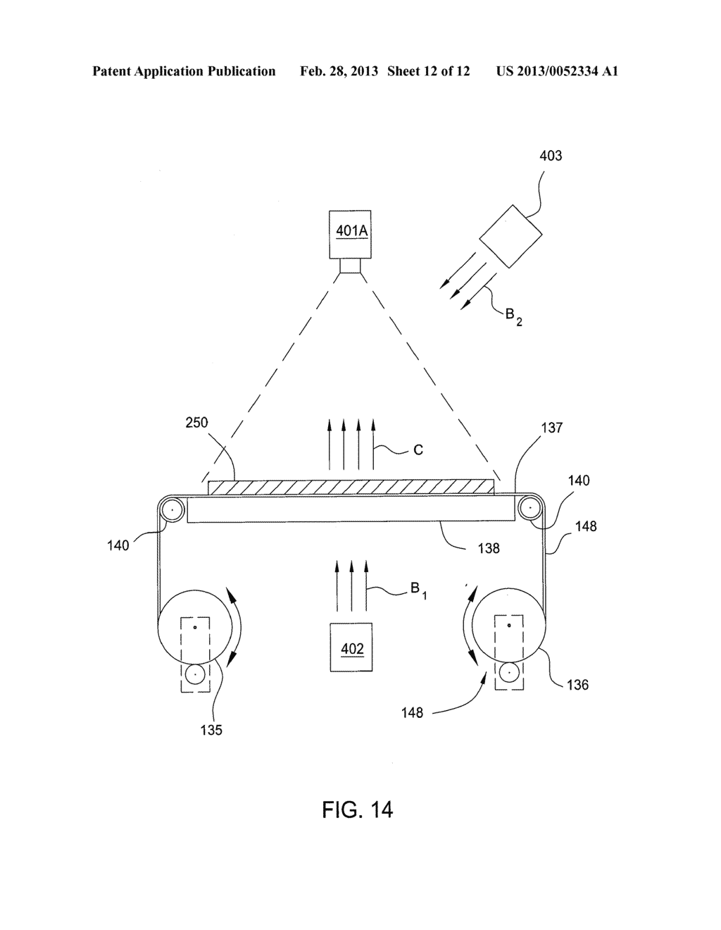 METHOD AND APPARATUS FOR PRINTING A MULTILAYER PATTERN - diagram, schematic, and image 13