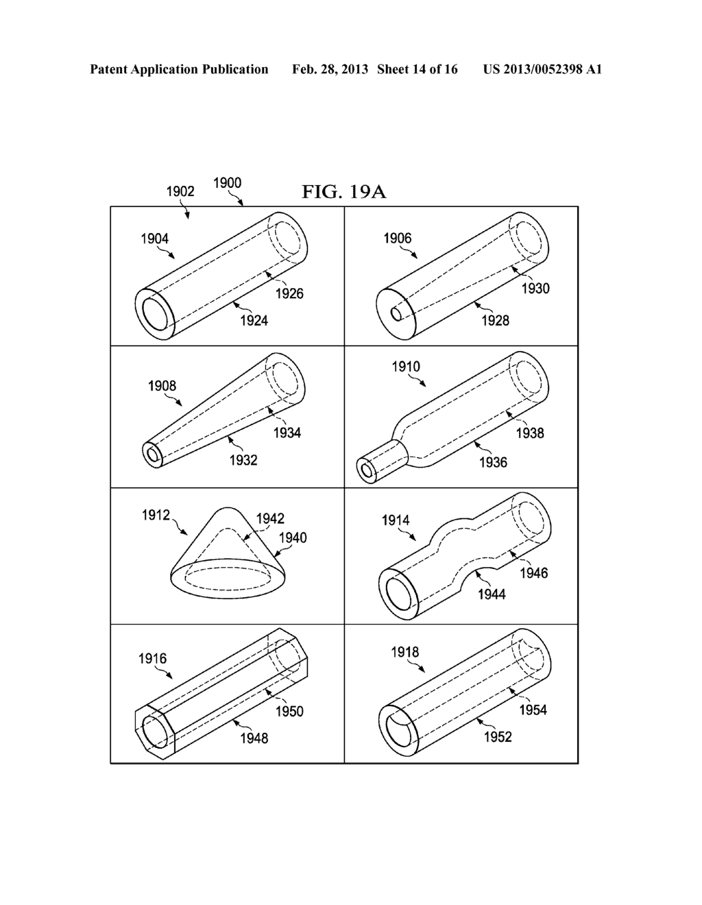 Honeycomb Structure and a Forming Method Thereof - diagram, schematic, and image 15