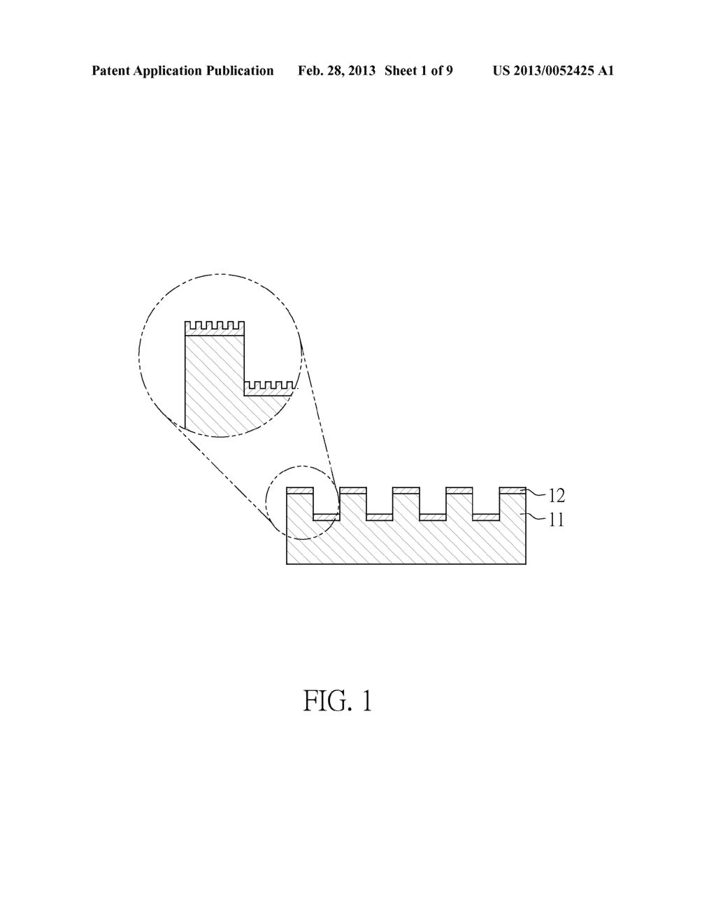 MICRO-NANO COMPOSITE STRUCTURE AND PRODUCTION METHOD THEREOF - diagram, schematic, and image 02