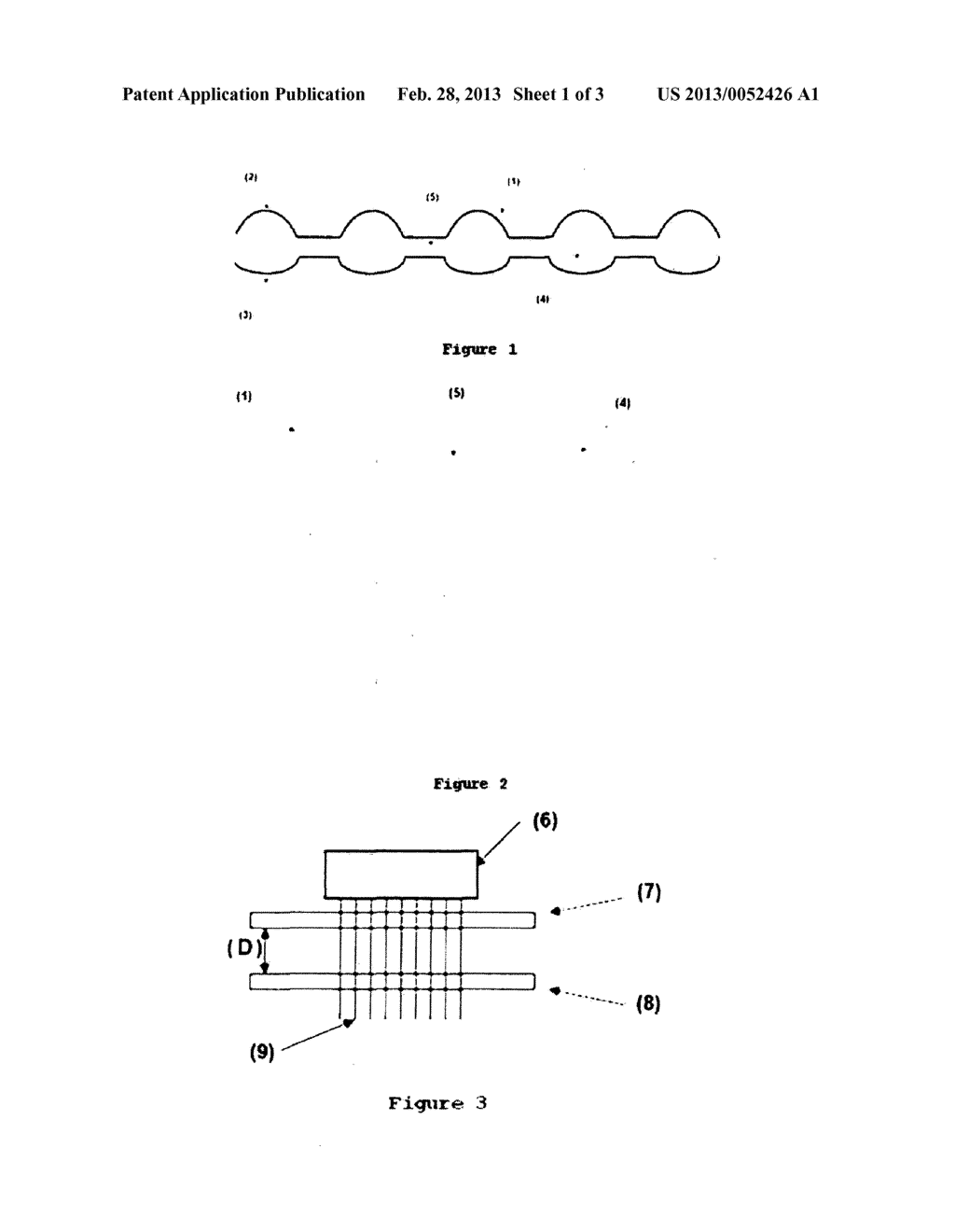 THREE-DIMENSIONAL SHAPED NONWOVEN STRUCTURES FOR ACOUSTIC INSULATION AND     PRODUCTION METHOD THEREOF - diagram, schematic, and image 02