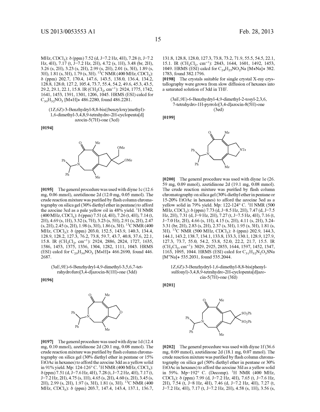 HETEROCYCLIC COMPOUNDS - diagram, schematic, and image 17