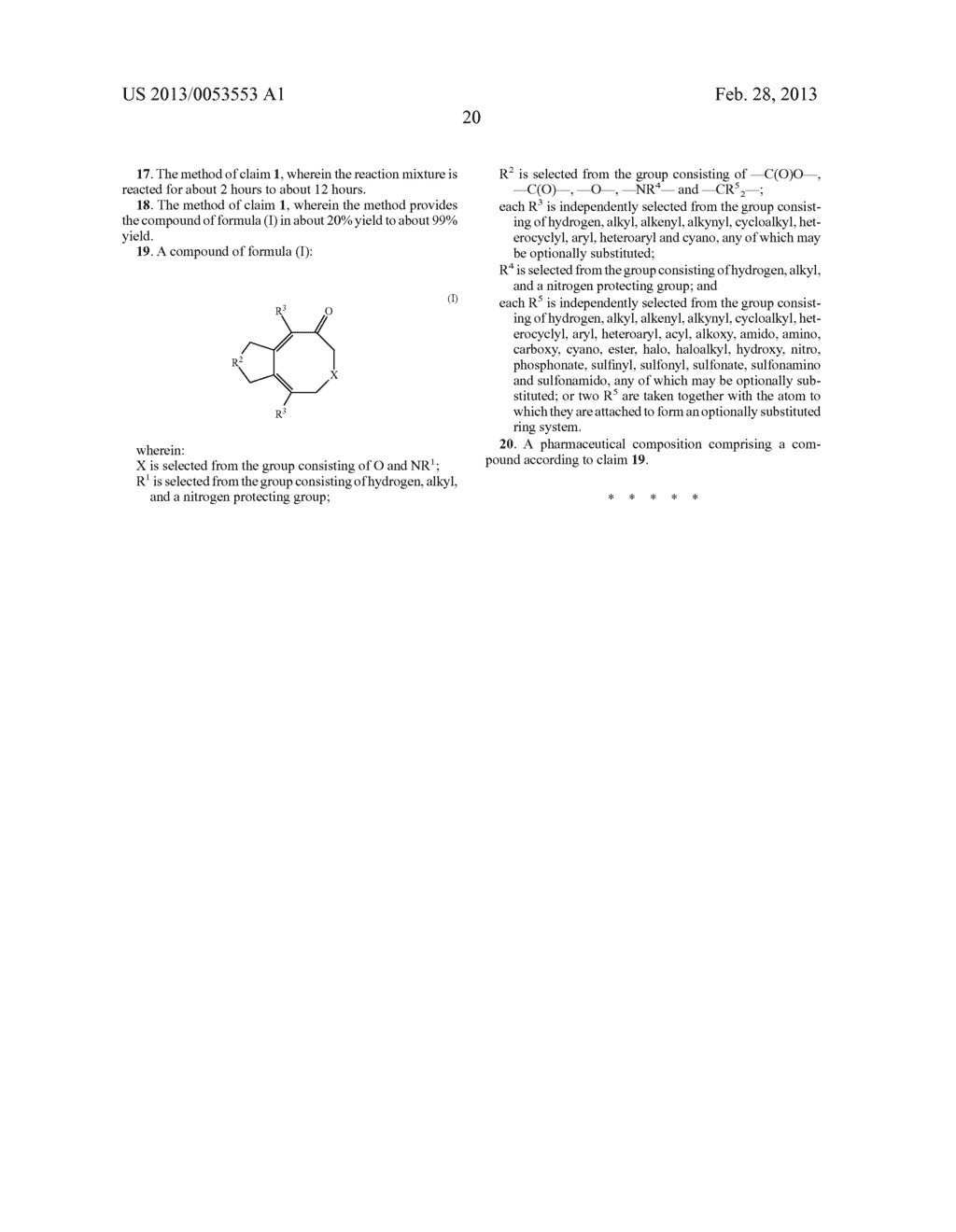 HETEROCYCLIC COMPOUNDS - diagram, schematic, and image 22