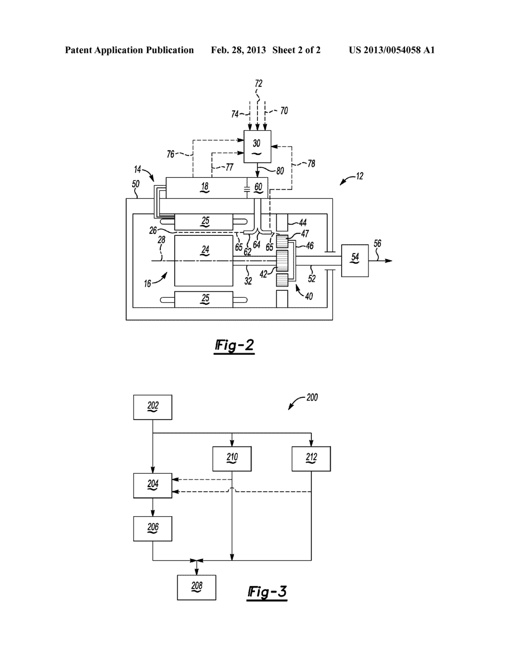 METHOD OF CONTROLLING OIL DELIVERY IN A VEHICLE FOR DECELERATION OR OIL     WARMING - diagram, schematic, and image 03