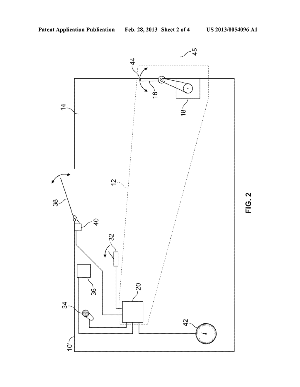 SYSTEM AND METHOD FOR REDUCING A BUFFETING CONDITION IN A PASSENGER     COMPARTMENT OF A VEHICLE - diagram, schematic, and image 03