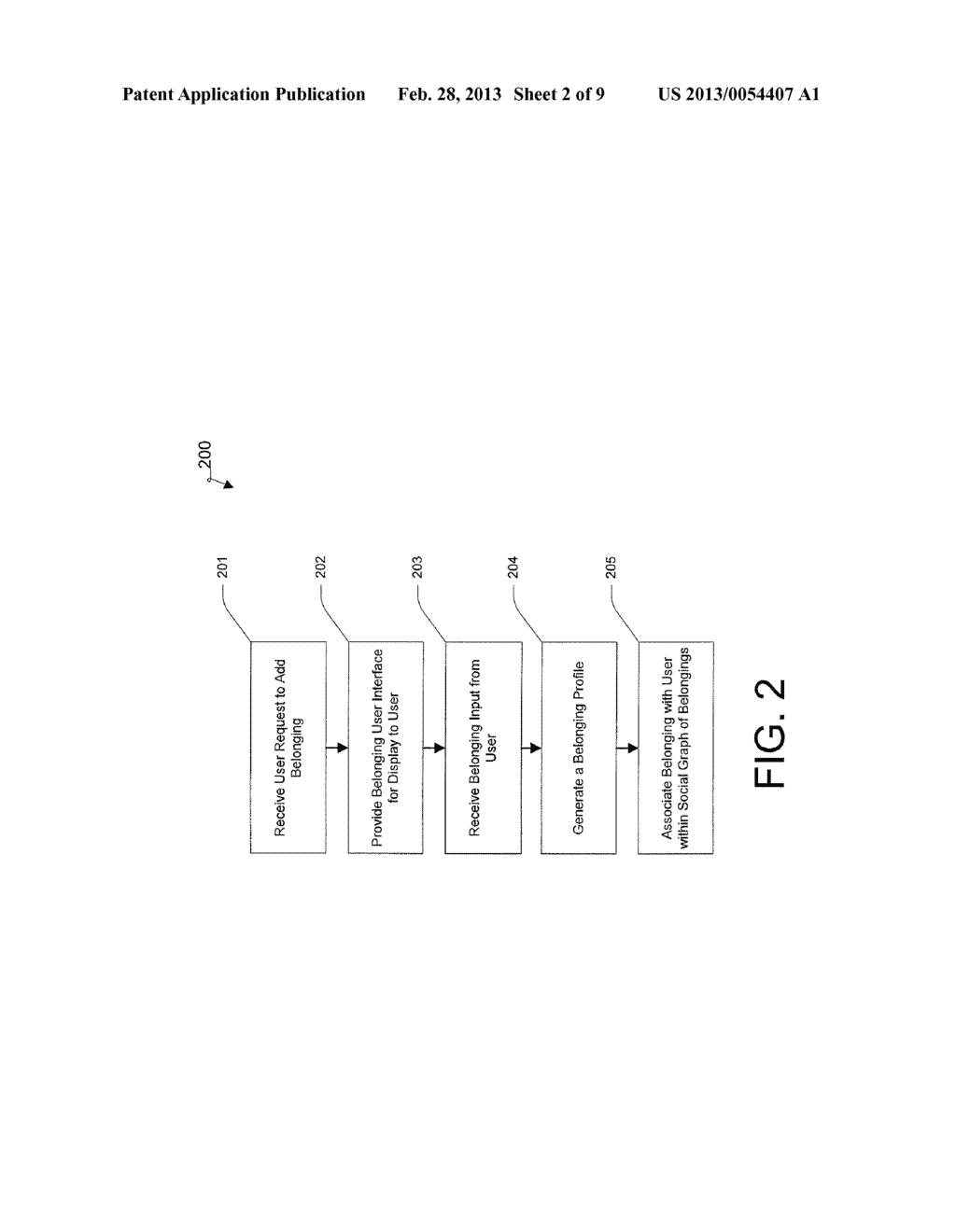 System and Method for Recommending Items to Users Based on Social Graph     Information - diagram, schematic, and image 03