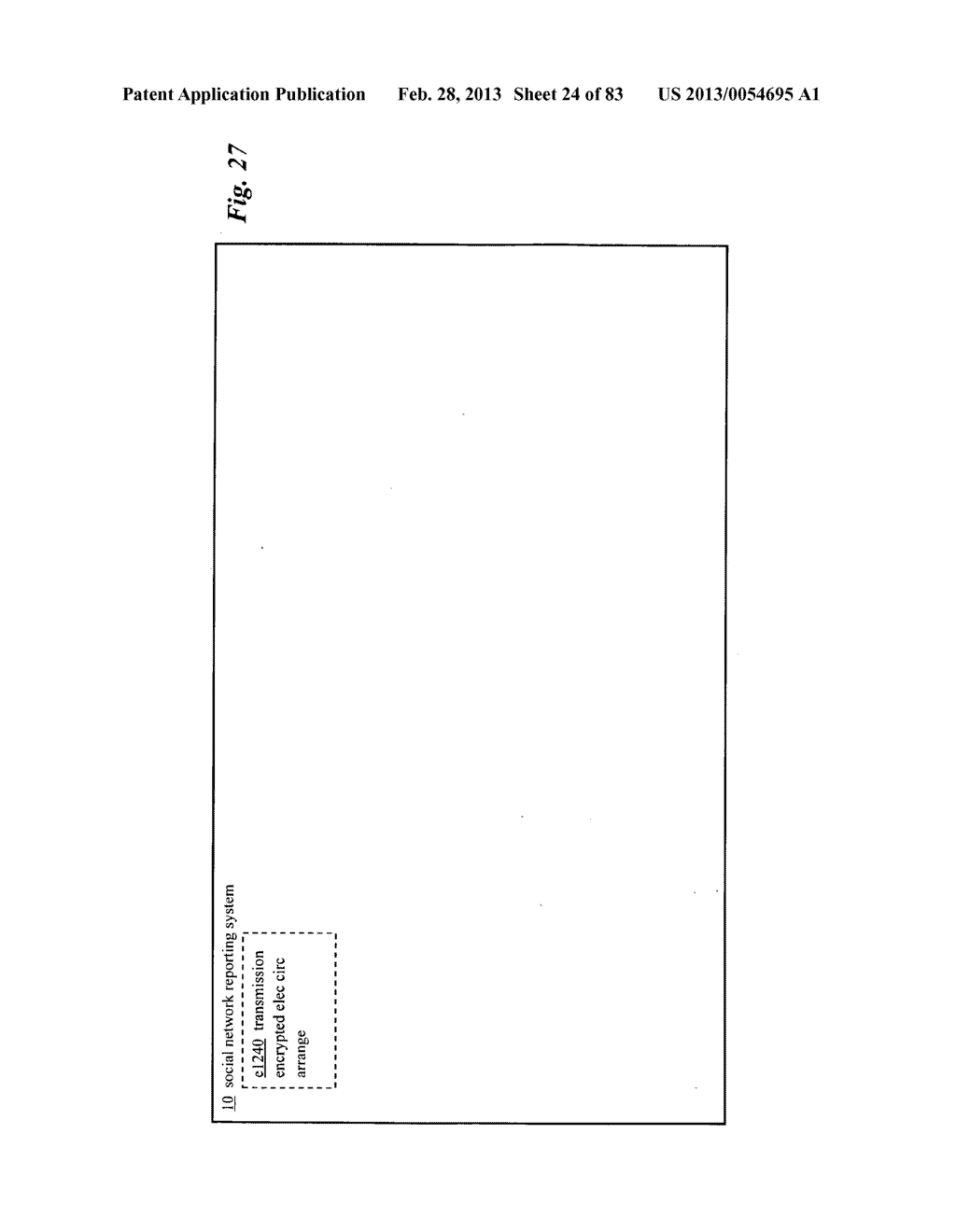 Social network reporting system and method for ingestible material     preparation system and method - diagram, schematic, and image 25