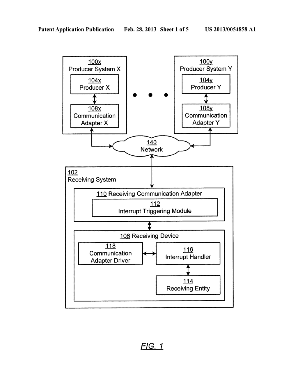 METHOD AND SYSTEM FOR CONDITIONAL INTERRUPTS - diagram, schematic, and image 02