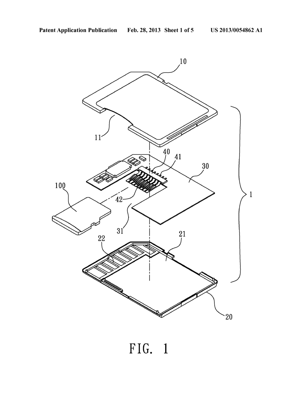STORAGE DEVICE HAVING COMMUNICATION FUNCTION AND EXPANDABLE MEMORY     CAPACITY - diagram, schematic, and image 02