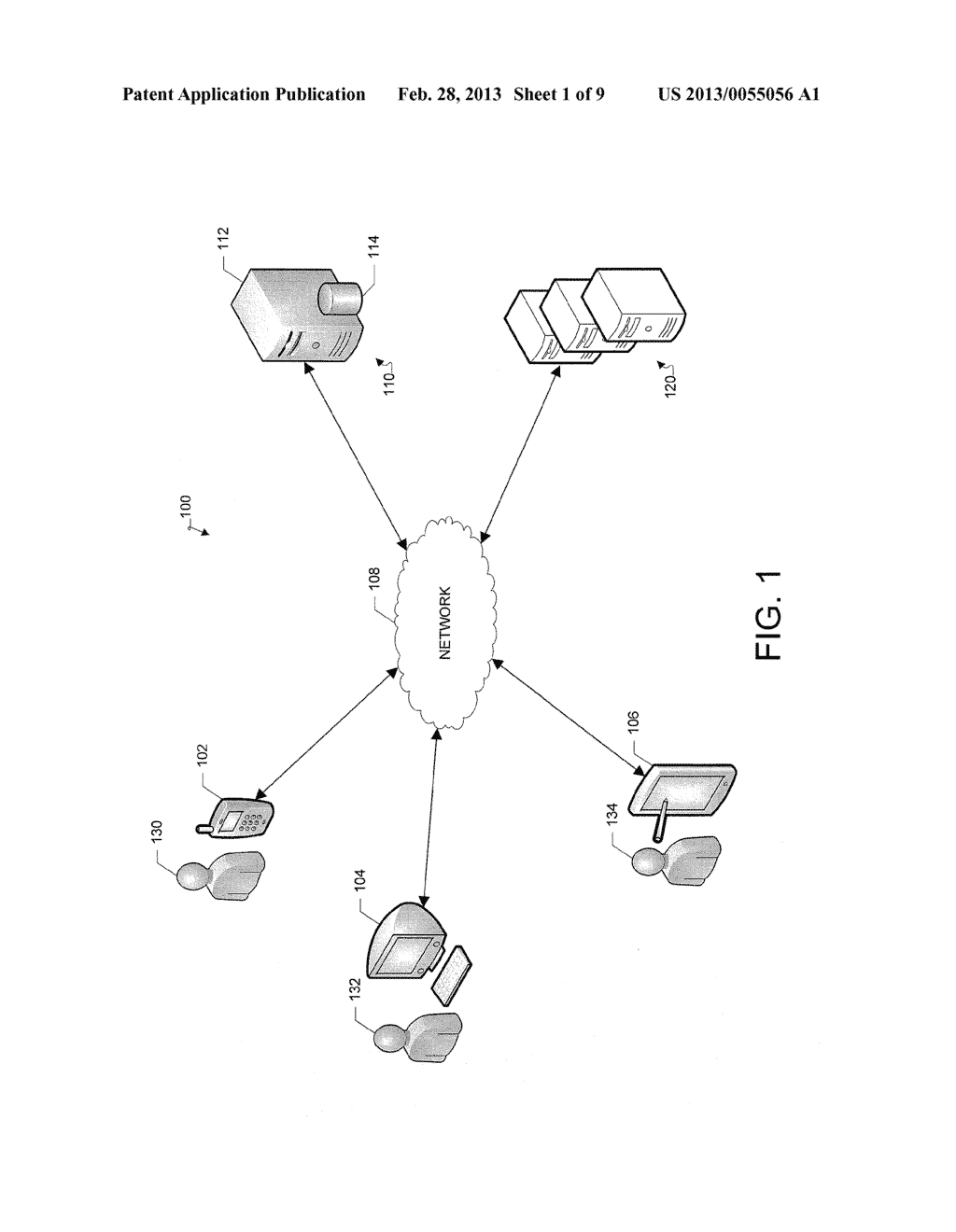 System and Method for Searching Belongings Using Social Graph Information - diagram, schematic, and image 02