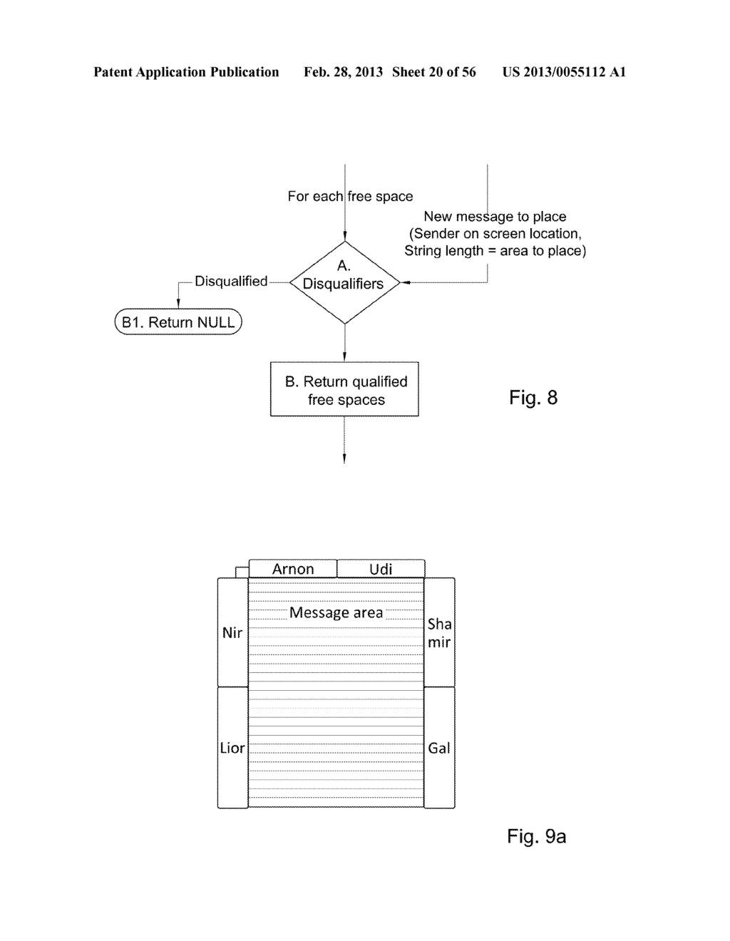 Computerized System And Method Supporting Message-Based Group     Communication Sessions - diagram, schematic, and image 21