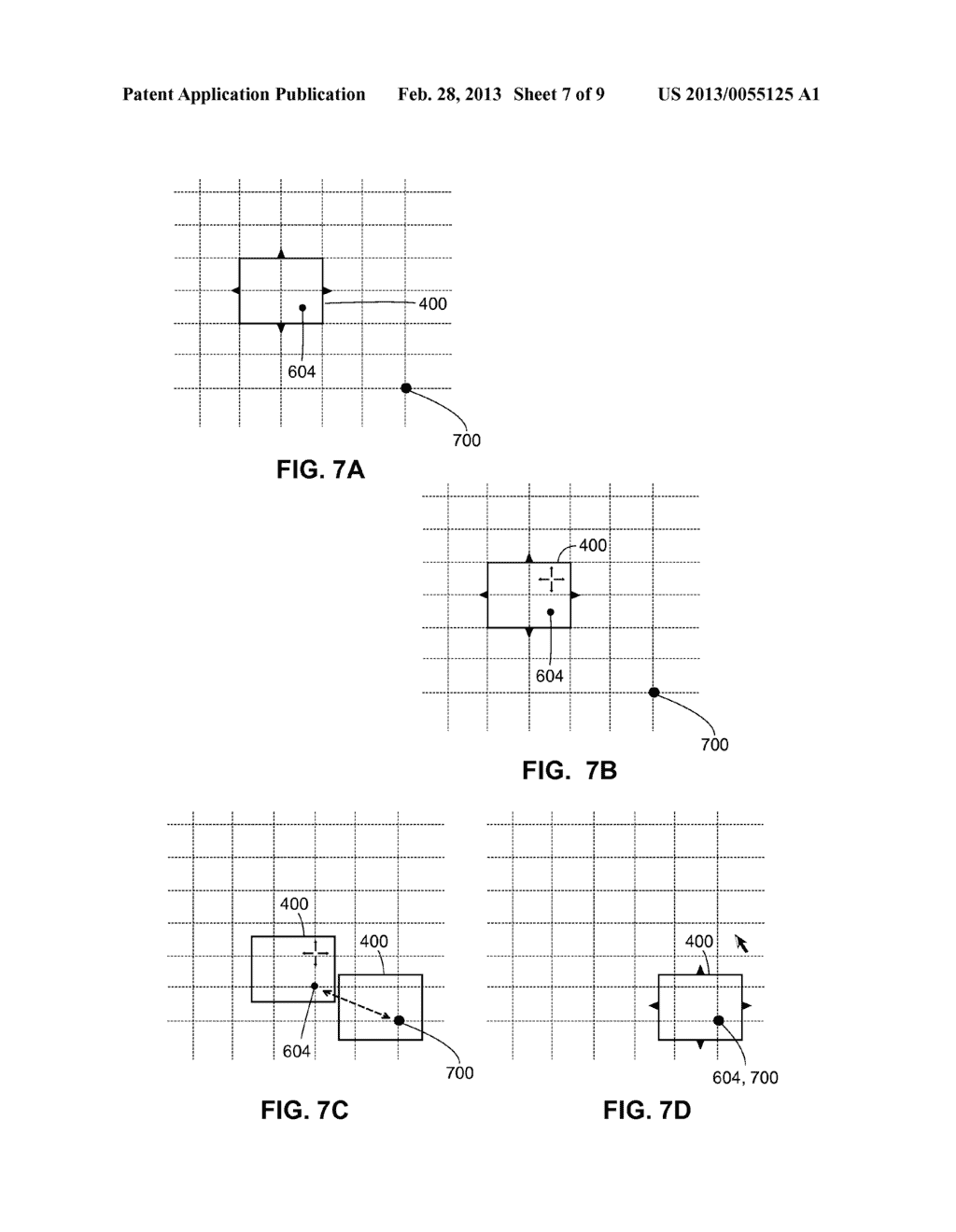 METHOD OF CREATING A SNAP POINT IN A COMPUTER-AIDED DESIGN SYSTEM - diagram, schematic, and image 08