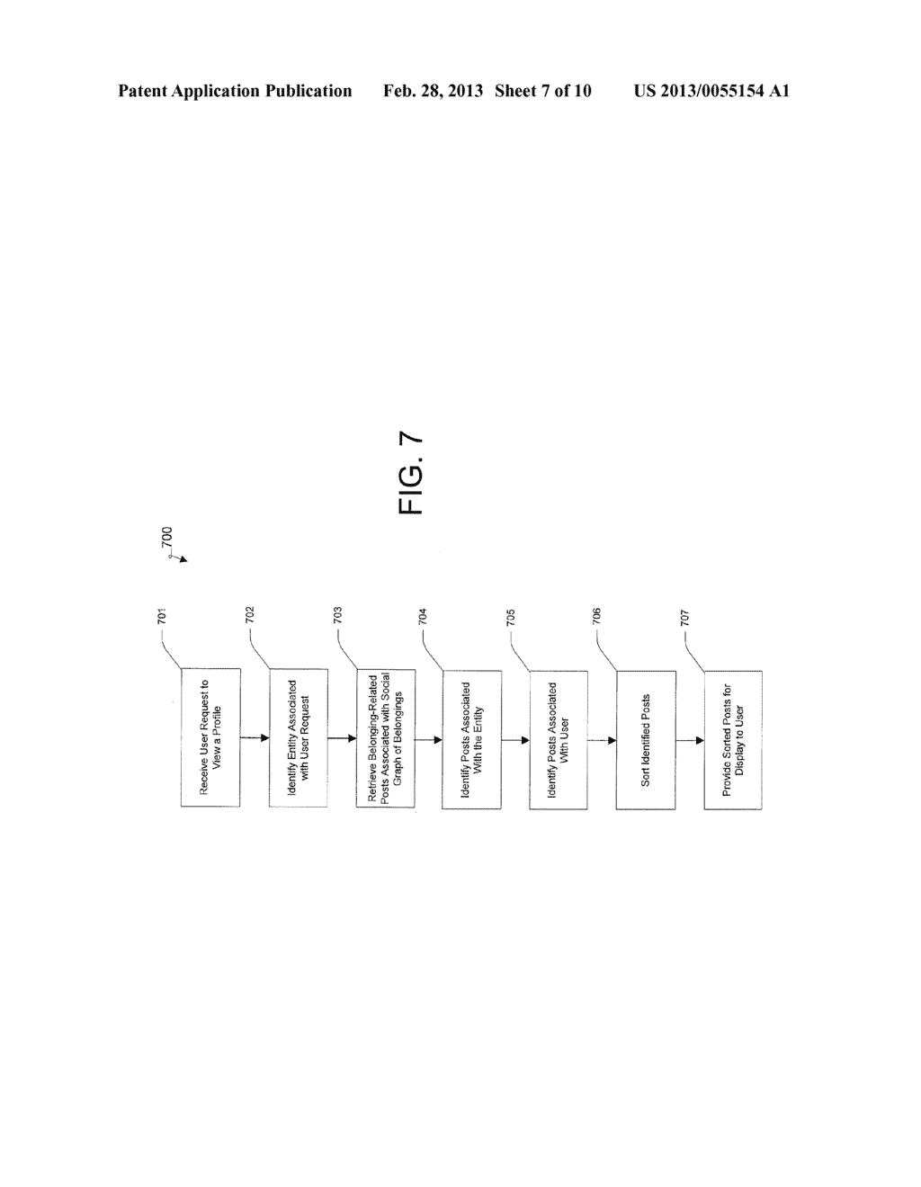 User Graphical Interface for Displaying a Belonging-Related Stream - diagram, schematic, and image 08
