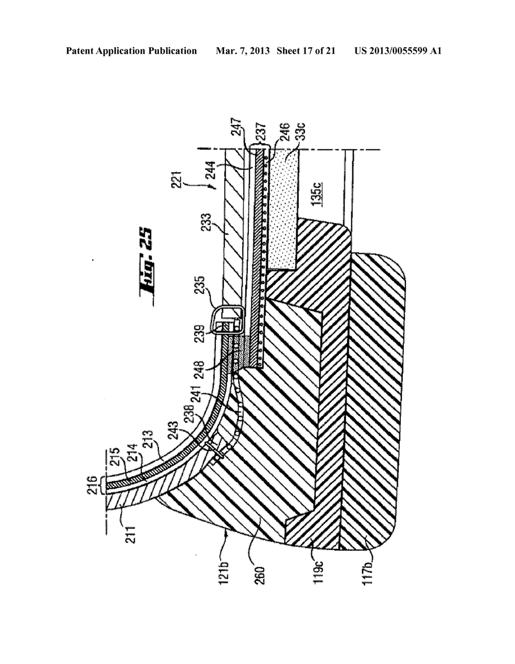 Shoe-Reinforcement Material and Barrier Unit, Composite Shoe Sole, and     Footwear Constituted Thereof - diagram, schematic, and image 18