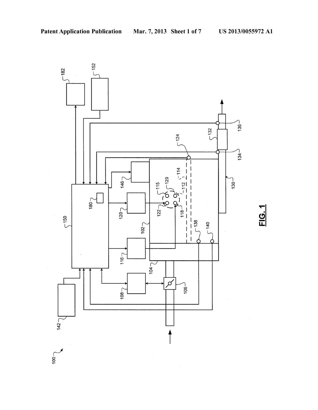 CATALYST TEMPERATURE BASED VALVETRAIN CONTROL SYSTEMS AND METHODS - diagram, schematic, and image 02