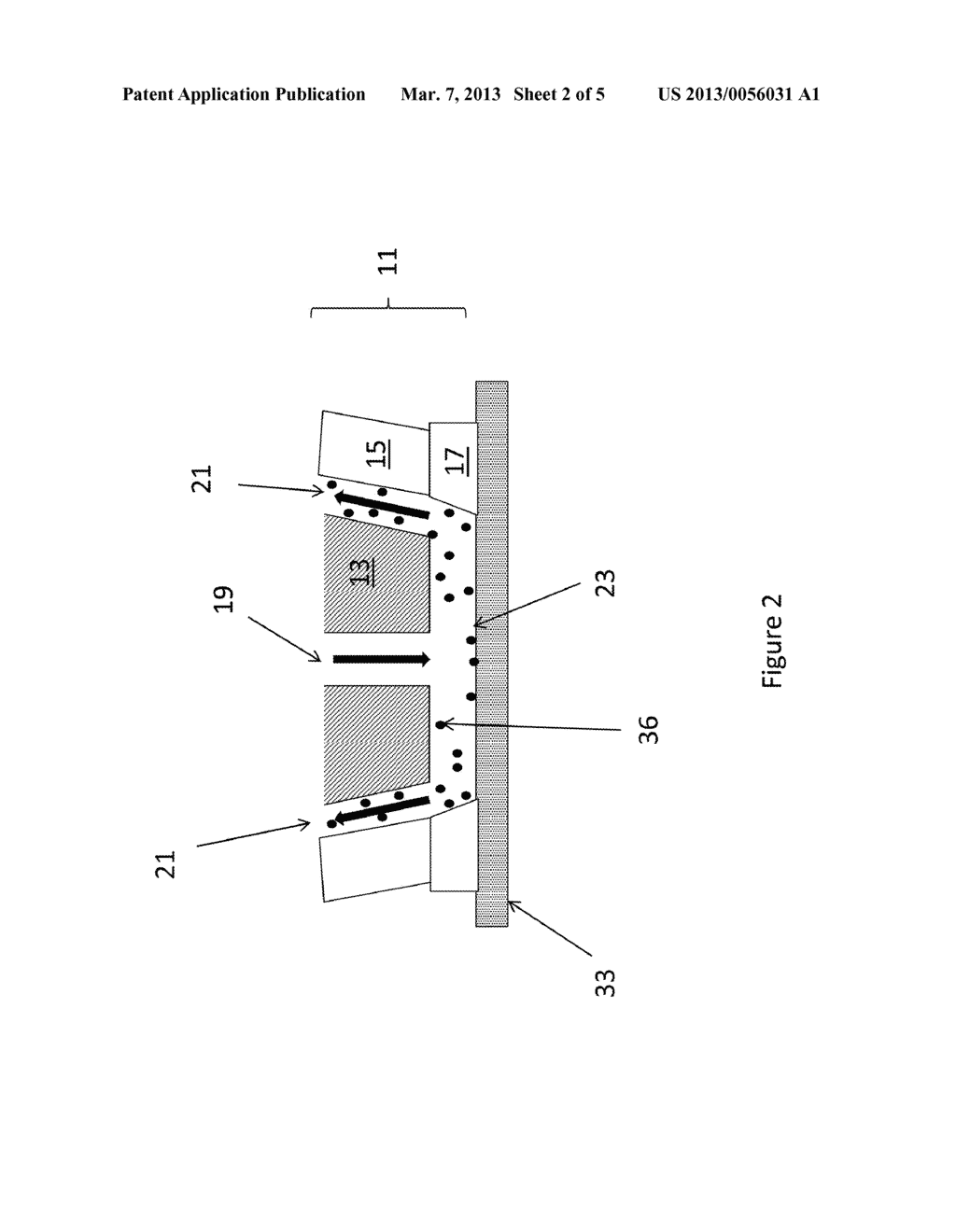 Apparatus and Methods for Movable Megasonic Wafer Probe - diagram, schematic, and image 03