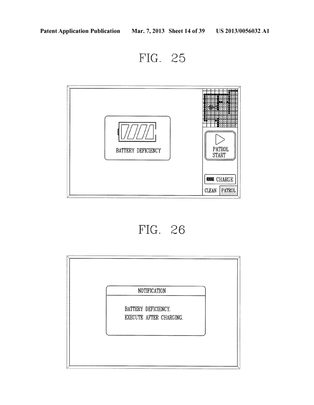 ROBOT CLEANER, AND SYSTEM AND METHOD FOR REMOTELY CONTROLLING THE SAME - diagram, schematic, and image 15